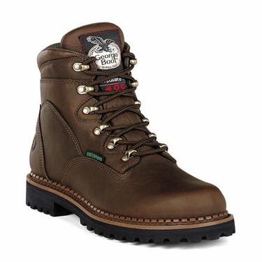 Georgia Steel Toe Waterproof Work Boots
