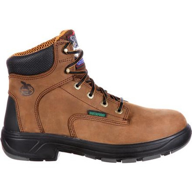 Georgia Waterproof Composite Toe Boot