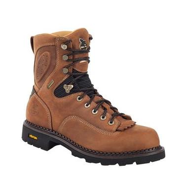 Georgia Gore-Tex® Waterproof CT Comfort Core Low Heel Logger Boot