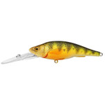 "Live Target 39135 Yellow Perch Deep 3 5/8"" Florescent/Matte"
