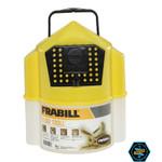 Frabill 4501 Magnum Flow-Troll® Bucket- 6 Quart