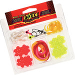 Mister ETK-3 Twister Exude Trout Lure Kit