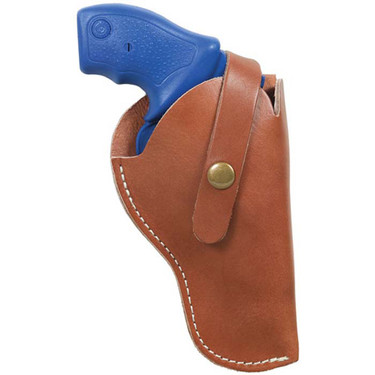 Allen 4494 Cases Red Mesa Leather Holster, Brown, 12 Inch