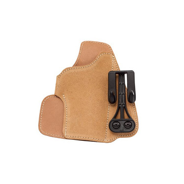 Blackhawk 421605BN-R Suede Leather Tuckable Holster