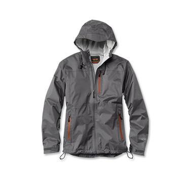 Orvis 2ck1 Riverbend Rain Jacket - Charcoal
