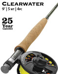 Orvis Clearwater 5-weight 9' Fly Rod -- KM4Y05-51-51