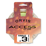 Orvis Access WF Trout Line -- 4X76