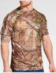Under Armour Men's UA Scent Control HeatGear® Short Sleeve - 1228132