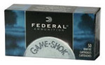 Federal Game Shok Copper Solid 22 LR 40 gr. Solid, 5000 Round Case - #710
