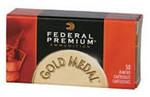 Federal Gold Medal Target 22 LR 40 gr Solid, 5000 Round Case - #719