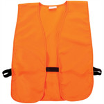 "Allen 15752 Adult Orange Safety Vest Chest 38"" to 48"""