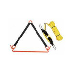 HS 01643 Backcountry Gambrel with Hoist