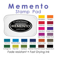 Memento Dye Ink Stamp Pads