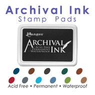 Archival Stamp Pads