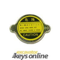 Takeuchi Radiator Cap 19113-00078