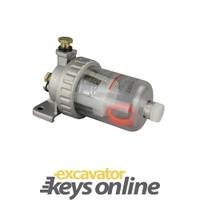 Komatsu Oil-Water Separator 600-311-9731, 600-311-9732