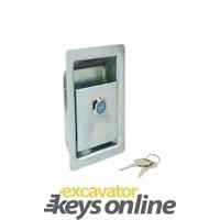 Kobelco Side Panel Lock YN21C02202P1 , YN21C03803P1