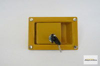 Volvo Side Panel Lock LH 14508850