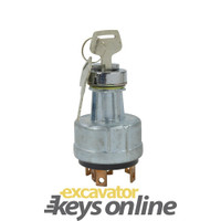 Takeuchi Ignition Switch 0574300520, 1700100023, 1700100052