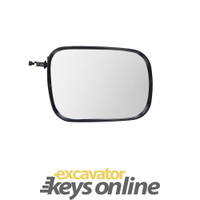 Takeuchi Mirror, Rear View 16565-00610