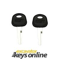 New 2 Sany Master Key