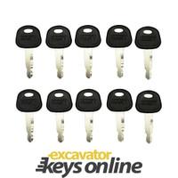 New 10 Sany Master Key