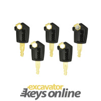 Caterpillar Keys 5P8500 (Sets of 5)