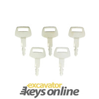 Hyundai Keys HD62 (Sets of 5)