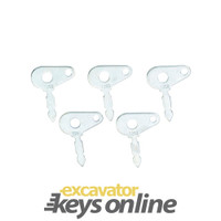 Lucas Keys T250 (Sets of 5)