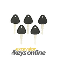 Volvo Keys 777 (Sets of 5)