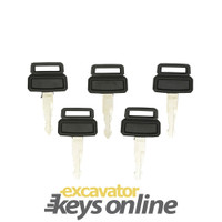 Daewoo D300 Key (Sets of 5)
