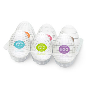 Tenga Egg Variety 6 Pack | Lily Hush