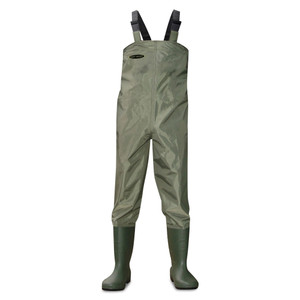 DIRT BOOT, NYLON, CHEST, WADERS, 100% WATERPROOF, FLY, COARSE, FISHING, MUCK, WADER