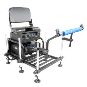 Koala, Products, TEAM, Match, Station, Seatbox, Swivel, Back, Rest, Spray, Bar, fishing, seat, box