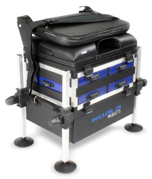 Koala products ks5 system 5 drawer seat box swiveling - Koala components ...