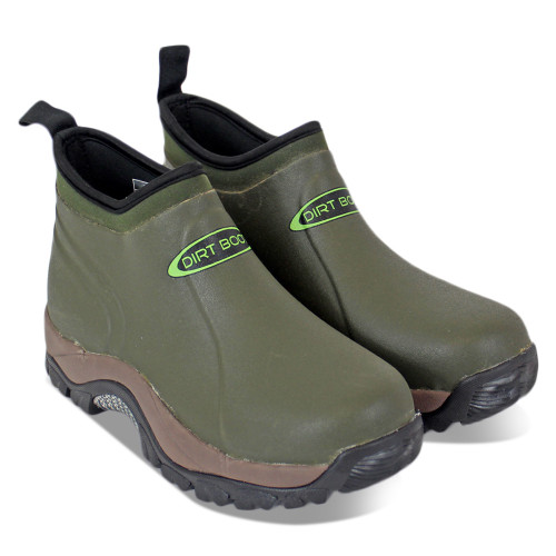dirt boot 174 neoprene wellington pro sport ankle muck boot