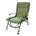 KOALA AIRLITE PADDED FLEECE EASY ARM RECLINER CARP FISHING CAMPING CHAIR