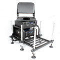 KOALA PRODUCTS TEAM MATCH STATION SEAT BOX + SWIVEL BACK REST