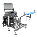 KOALA PRODUCTS TEAM MATCH STATION SEAT BOX + SWIVEL BACK REST + SPRAY BAR