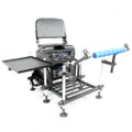 KOALA PRODUCTS TEAM MATCH STATION SEAT BOX + SWIVEL BACK REST + SPRAY BAR + SIDE TRAY