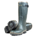 DIRT BOOT NEOPRENE RUBBER WELLINGTON FIELD COUNTY MUCK BOOT