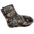 Neoprene wellington boot muck socks camo