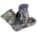 DIRT BOOT NEOPRENE FISHING HUNTING MUCK SOCKS & GLOVES CAMO