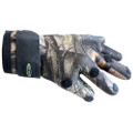 DIRT BOOT NEOPRENE FISHING CAMO GLOVES FOLDING FINGERS SHOOTING HUNTING M L XL