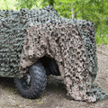 CAMOUFLAGE HUNTING SHOOTING NET HIDE MILITARY ARMY CAMO NETTING 2m, 3m, 4m, 5m, 7m, 10m