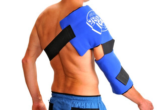 Pro Ice Shoulder and Elbow Ice Wrap