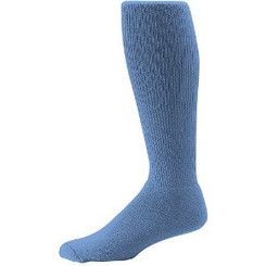 Pro Feet Solid Color Acrylic Multi-Sport Team Sock - Columbia Blue