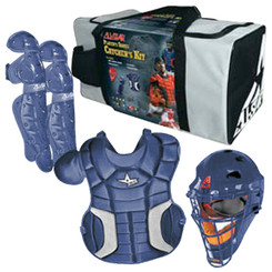 ALL-STAR Youth Player's Series™ Baseball/Softball Catcher's Equipment Kit