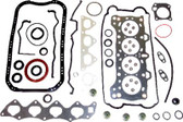 1987 Acura Integra 1.6L Engine Gasket Set FGS2011 -2