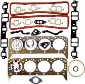 1985 GMC C1500 5.0L Engine Cylinder Head Gasket Set HGS3108 -105